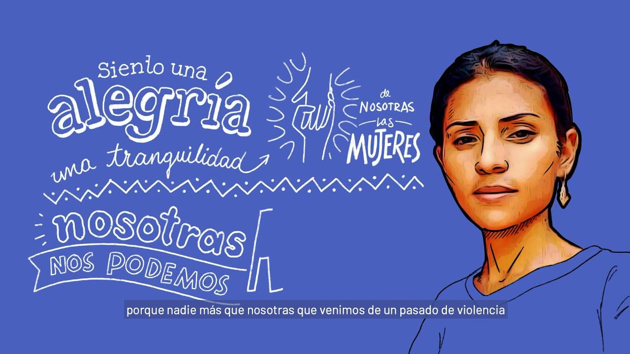 #ConTodosLosSentidos Reconocemos sus Voces - Griseida: Hasta el fin del mundo por las mujeres