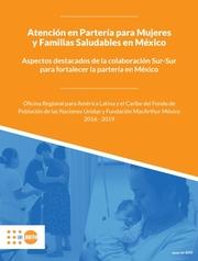 Atención en Partería para Mujeres y Familias Saludables en México